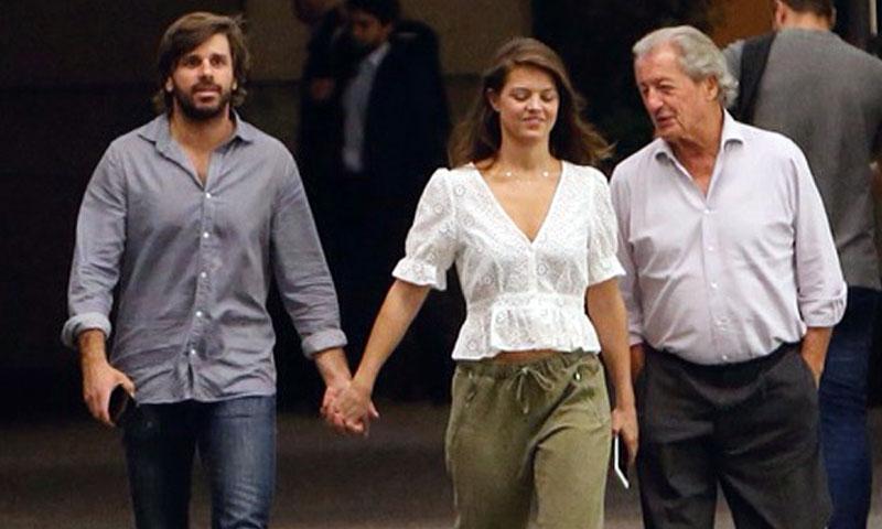 Álvaro Falcó ya conoce a Philippe Junot, padre de su novia Isabelle