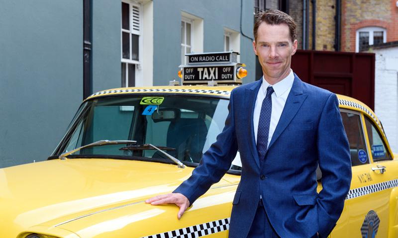 Benedict Cumberbatch cuenta cómo vivió el robo en el que intervino para salvar a la víctima