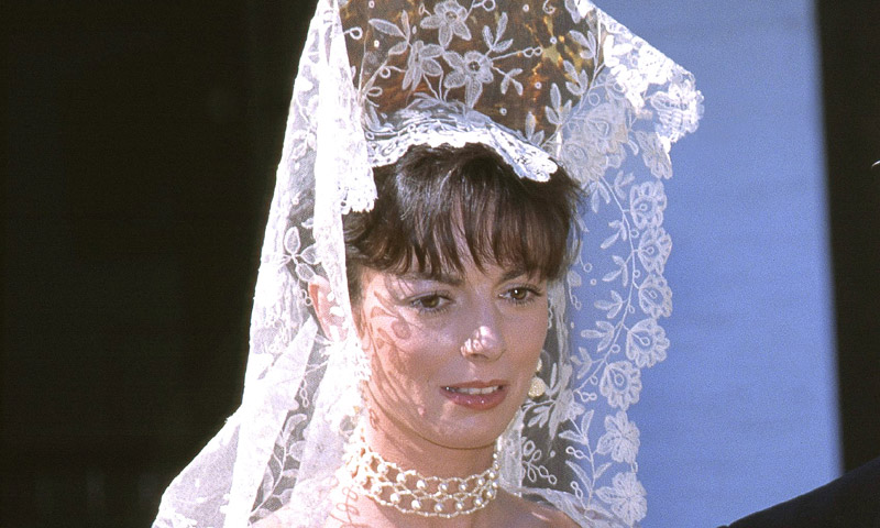 Matilde Solís, la madrina que pudo ser Duquesa de Alba
