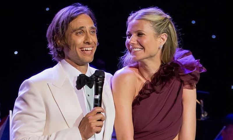 Y por fin llegó el gran día... Gwyneth Paltrow y Brad Falchuk se casan