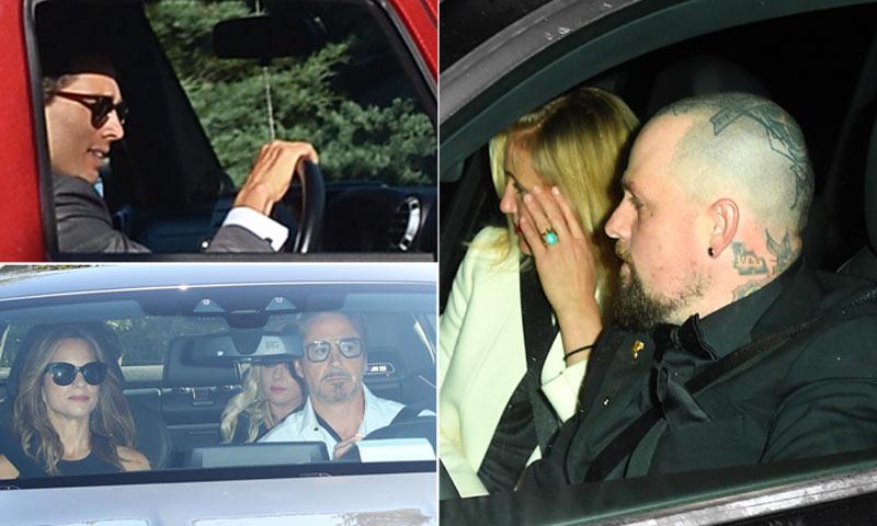 Rodeados de 'celebrities' y en una mansión: así ha sido el 'sí, quiero' de Gwyneth Paltrow y Brad Falchuk