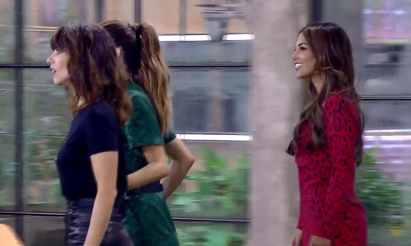 Así ha sido el paso de Paula Echevarría por 'GH VIP' junto a Maribel Verdú y Juana Acosta