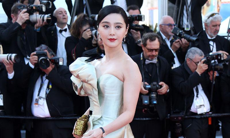 La actriz Fan Bingbing explica los motivos que le han llevado a estar tres meses desaparecida