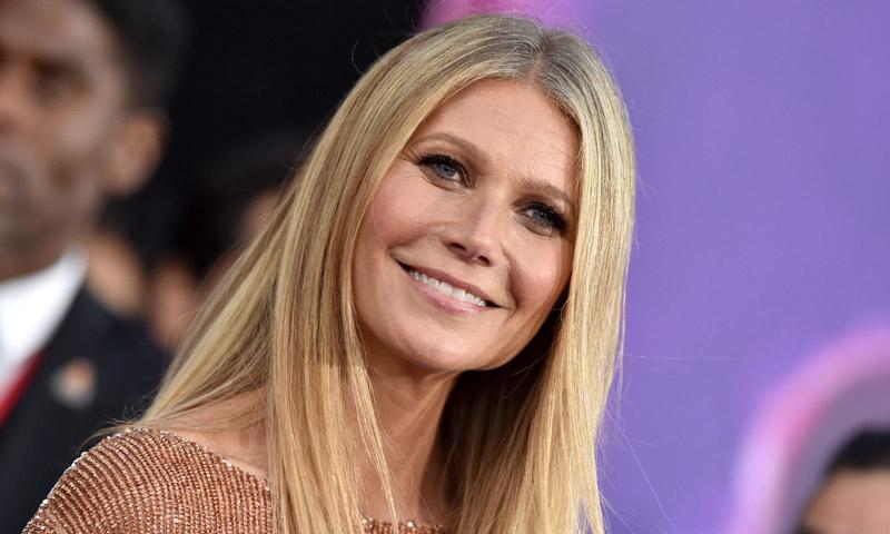 Gwyneth Paltrow, encantada de haberse convertido en la esposa de Brad Falchuk