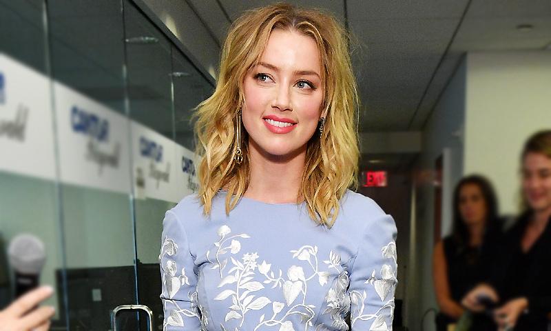 Amber Heard responde a las declaraciones de Johnny Depp sobre su relación