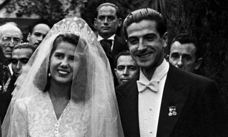 Recordamos la boda de Cayetana Fitz-James Stuart con Luis Martínez de Irujo