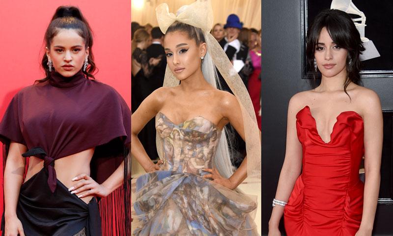 Rosalía, Ariana Grande o Camila Cabello, entre los nominados a los premios MTV EMAs 2018