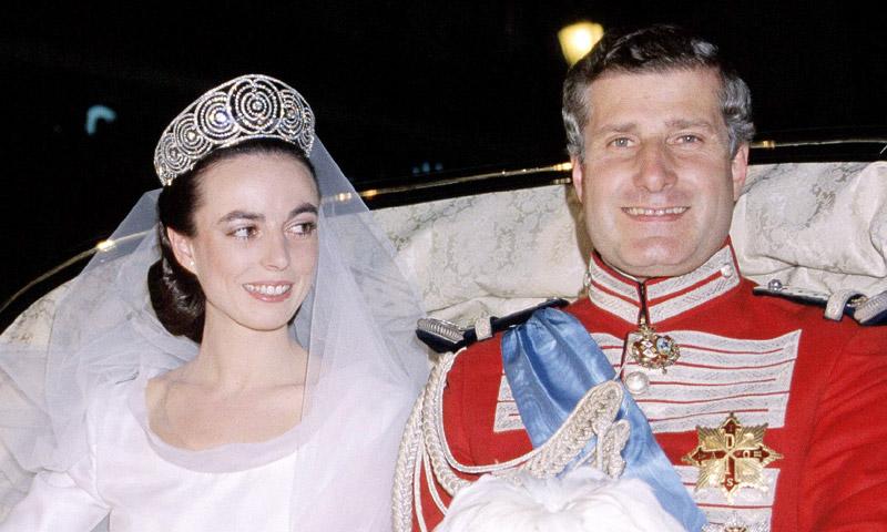 Hace treinta años de la última gran boda de un heredero al ducado de Alba