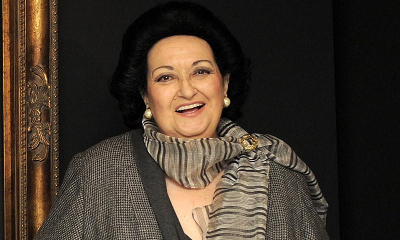 Artistas, rostros conocidos y personalidades lamentan la muerte de Montserrat Caballé