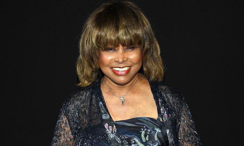 Tina Turner revela que recibió un trasplante de riñón de su marido