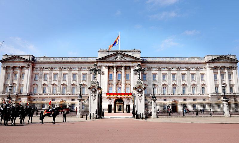 Descubre las estancias nunca vistas del Palacio de Buckingham
