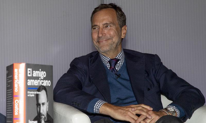 James Costos, 'el hombre de Obama en España', presenta su libro rodeado de numerosas personalidades