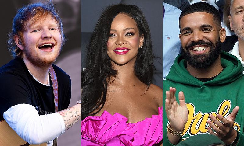 ¿Conoces a los artistas que dominan Spotify?
