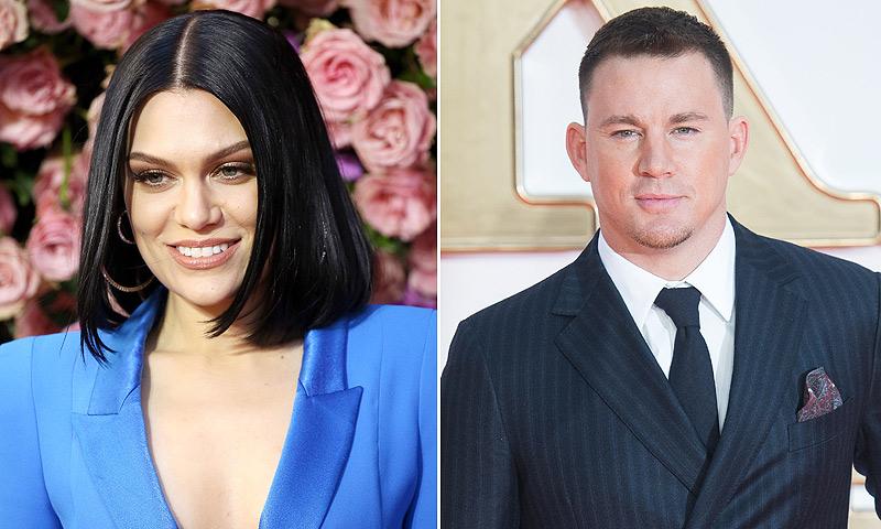 El increíble parecido de Jessie J. con Jenna Dewan, exmujer de Channing Tatum