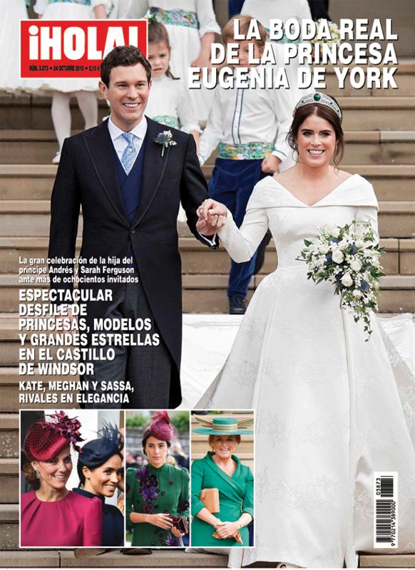 BODA DE LA PRINCESA EUGENIA DE YORK Y JACK BROOKSBANK - Página 12 Revista-eugenia-z
