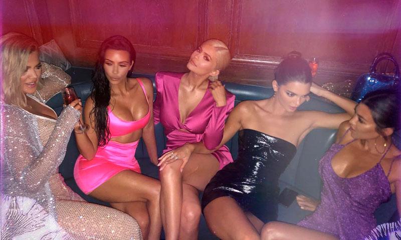 La foto más dulce de las herederas del clan Kardashian