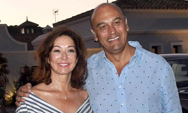 La declaración de amor del marido de Ana Rosa Quintana tras los difíciles momentos vividos