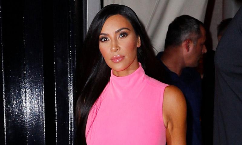 EN VÍDEO: Kim Kardashian vuelve a codearse con las altas esferas políticas