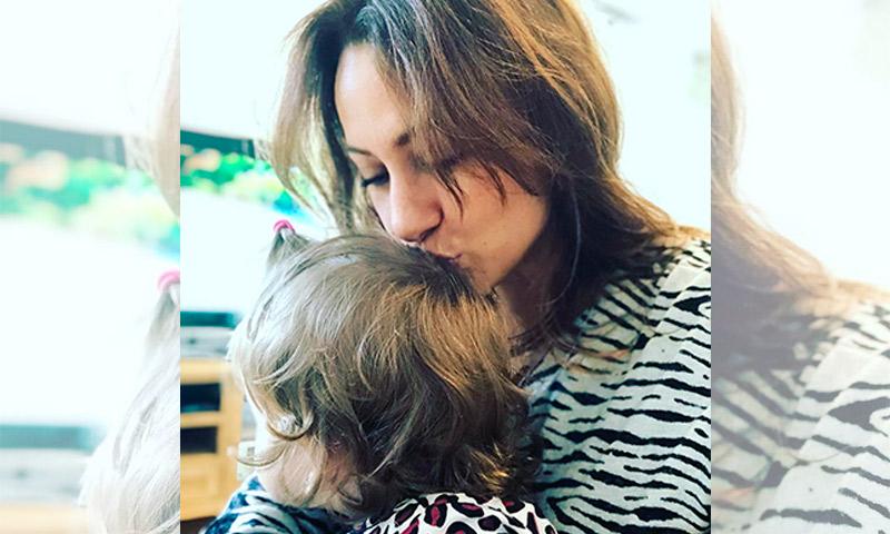 Natalia Verbeke sobre su maternidad: 'No tengo ganas de repetir, quiero disfrutar poco a poco'