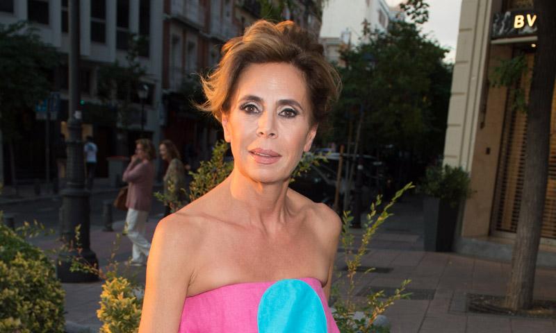 Ágatha Ruiz de la Prada desmiente su ruptura con Luis Miguel Rodríguez
