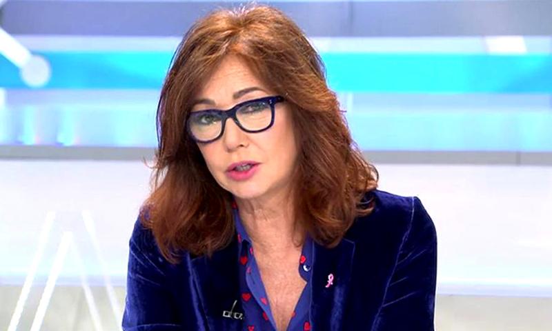La dura confesión de Ana Rosa Quintana: 'Yo he tenido cáncer de mama'