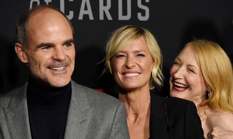 Cambio en el poder: 'House of cards' estrena su sexta temporada sin Kevin Spacey
