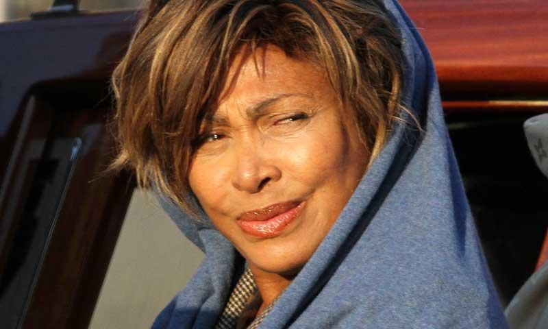 Tina Turner habla por primera vez sobre la muerte de su hijo