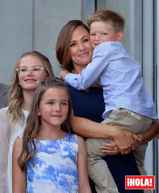 Jennifer garner tiene nuevo novio qui n es l - Separacion sin hijos quien se queda en casa ...