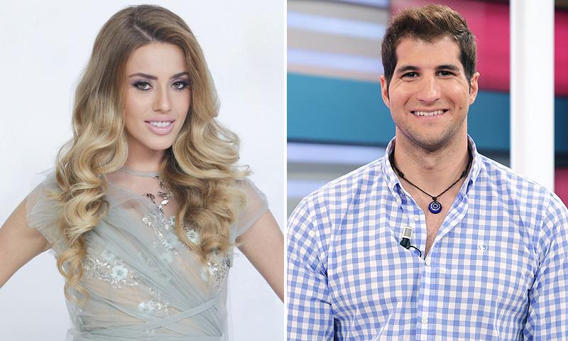 Julián Contreras Jr. y Amaia Izar, ¿algo más que amigos? La Miss responde en HOLA.com