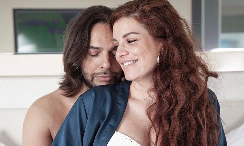 Joaquín Cortés revela los angustiosos momentos del nacimiento de su hijo