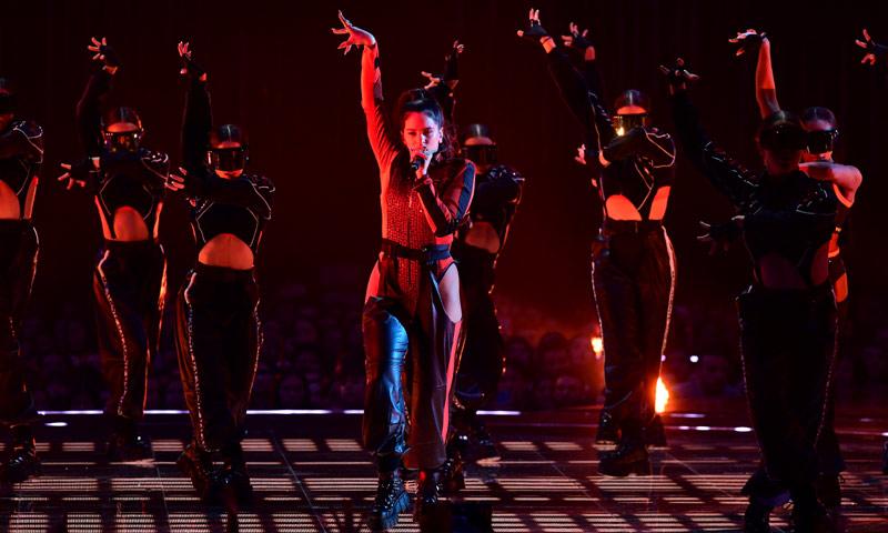 Ganadores, anécdotas y actuaciones, así fue la noche más musical de los MTV EMAs en Bilbao