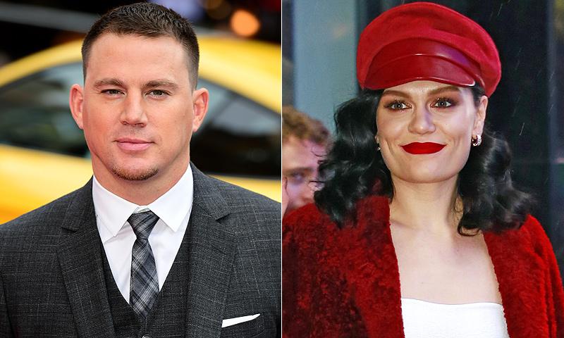 ¿Es esta la confirmación de la relación entre Jessie J y Channing Tatum?
