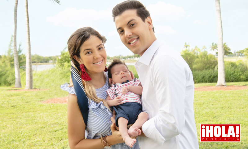 Victor Muñoz, ex de Rosanna Zanetti, ha sido padre de su primer hijo