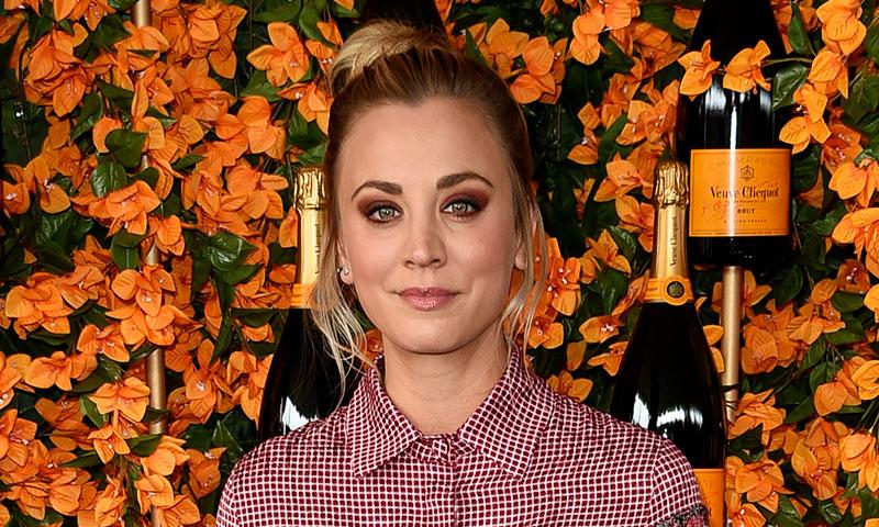 Kaley Cuoco se llevará un peculiar recuerdo cuando finalice el rodaje de 'The Big Bang Theory'