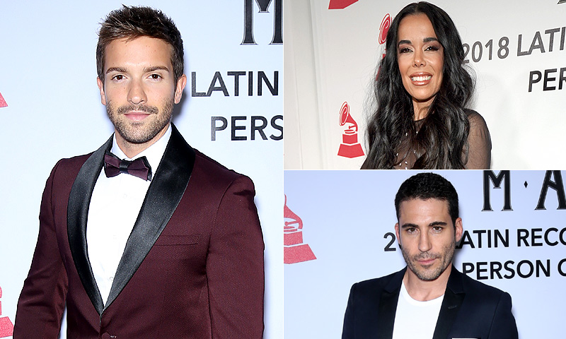 Los Grammy Latinos calientan motores en la gala Persona del Año