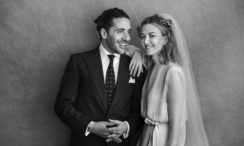 Las fotografías oficiales de la boda de Marta Ortega y Carlos Torretta