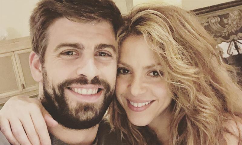 ¡Por fin! La esperada cita para dos de Shakira y Piqué
