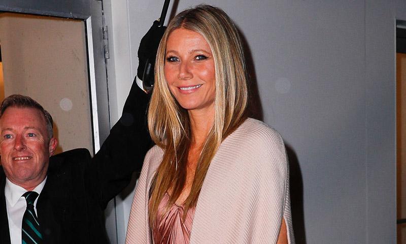 La flamante reaparición de Gwyneth Paltrow tras su boda