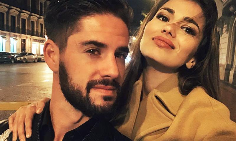 Sara Sálamo e Isco Alarcón celebran su año de amor con una romántica declaración de intenciones