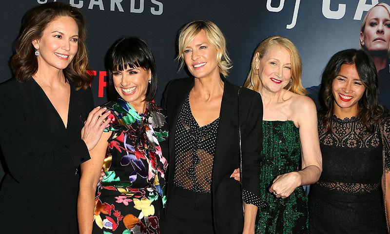 El final de 'House of Cards' se gana al público femenino tras su lavado de imagen