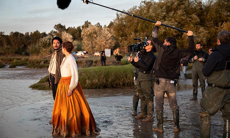 No te pierdas las primeras imágenes de la segunda temporada de 'La Peste'