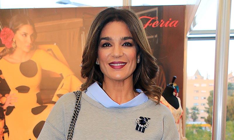 Raquel Bollo y su intensa vuelta a la televisión