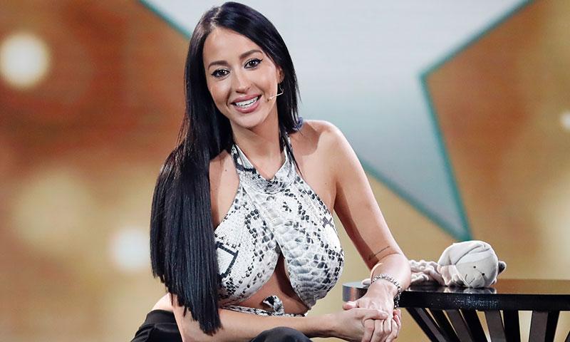 Aurah, nueva expulsada de 'Gran Hermano VIP' en una noche marcada por la emoción