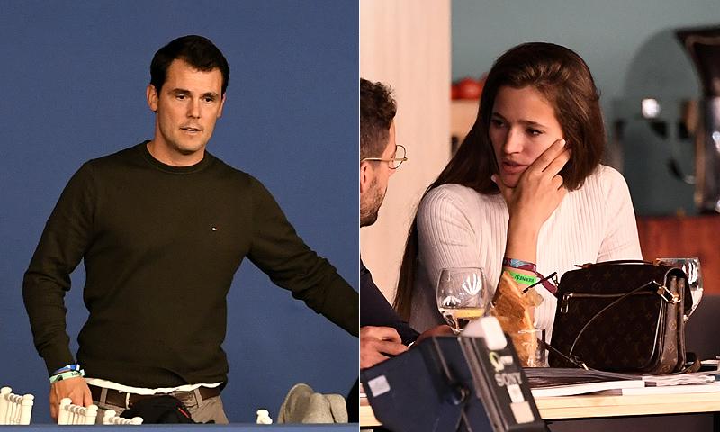Malena Costa y Sergio Álvarez, entre los aficionados que ya disfrutan de la Madrid Horse Week
