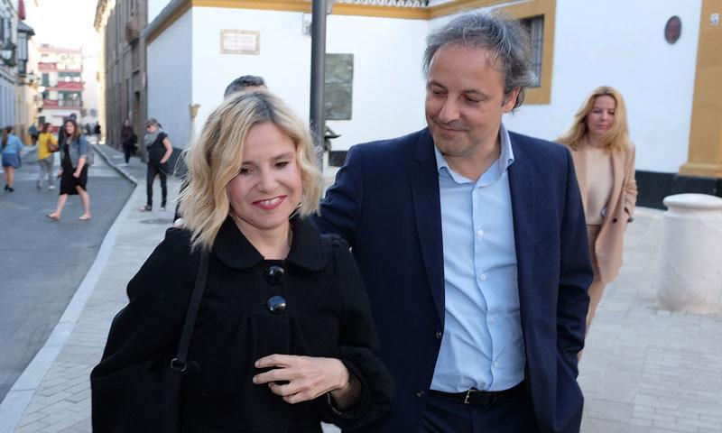 Eugenia Martínez de Irujo y Narcis Rebollo intercambian románticos mensajes en su primer aniversario
