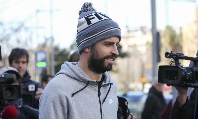 Gerard Piqué, condenado a pagar 48.000 euros por circular sin puntos en el carnet