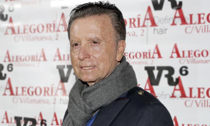 Ortega Cano se pronuncia sobre la decisión del juez de archivar la causa contra Antonio David Flores: 'Me alegro mucho'