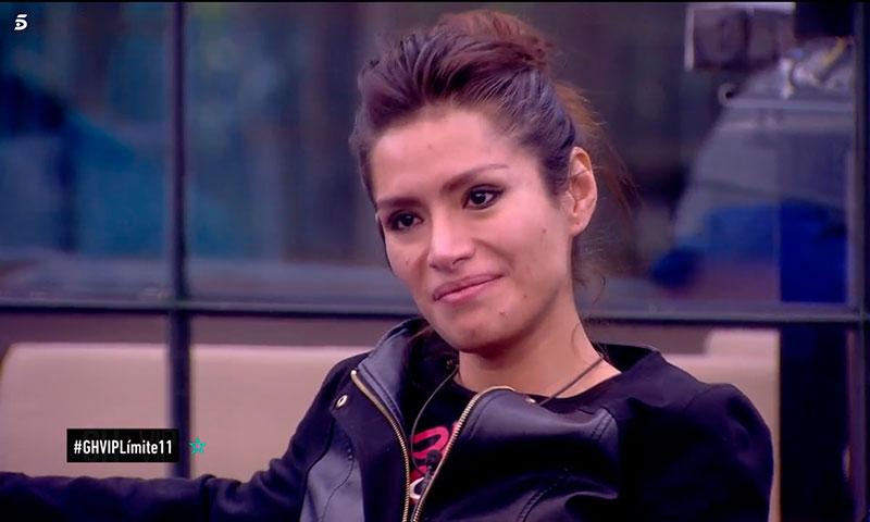 Miriam Saavedra se confirma una semana más como la favorita de la audiencia en 'Gran Hermano VIP'