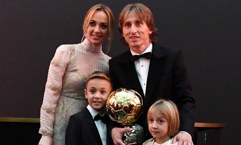 Luka Modric: cinco imágenes para el recuerdo del día que hizo historia en el fútbol
