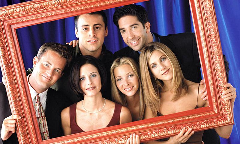 ¡Tranquilos fans de 'Friends! La serie seguirá en Netflix